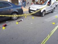 POLİS - Başkent'te Silahlı Kavga Açıklaması 4 Yaralı