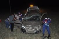 Çorum Feci Kaza Açıklaması 2 Ölü, 6 Yaralı