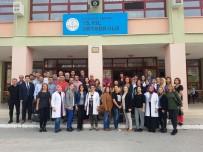 KAYAHAN - Edremit'te 75. Yıl Ortaokulu'dan 2 Öğrenci Bursluluk Sınavında Türkiye Birincisi Oldu