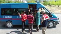 Erzincan'da 76 Yabancı Uyruklu Yakalandı