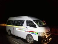 TAKSİ ŞOFÖRÜ - Güney Afrika'da Silahlı Saldırı Açıklaması 11 Ölü