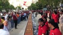 MAHMUT HERSANLıOĞLU - Hatay'ın Ana Vatana Katılışı 79 Metrelik Künefeyle Kutlandı