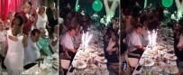 İDO TATLISES - İbo Derya Tuna'yı Mutlu Gününde Yalnız Bırakmadı
