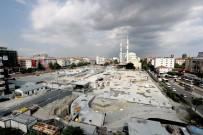 MİTİNG ALANI - İstanbul'un En Modern Ve Büyük Meydanlarından Biri Bağcılar'da Yapılıyor