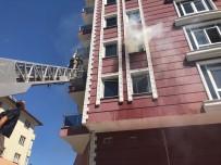 POLİS - Kahramanmaraş'ta Otelde Yangın Paniği
