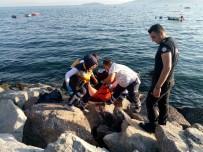 POLİS - Kartal'da Denizde Kaybolan Genç, Dalgıçlar Tarafından Bulundu