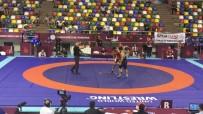 MEHMET TURGUT - Kayseri Şekersporlu İki Milli Güreşçi Uluslararası Turnuvadan Altın Madalya  İle Döndü