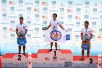 ULUSLARARASI OLİMPİYAT KOMİTESİ - Kıtalar Arası Yüzme Yarışında Kazananlar Belli Oldu