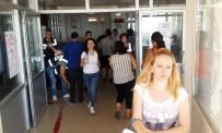 GAZI ÜNIVERSITESI - KPSS'nin İlk Oturumu Tamamlandı