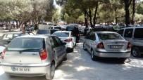 DİLEK YARIMADASI - Kuşadası'nda Hafta Sonu Yoğunluğu