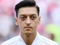 İNGILTERE - Mesut Özil milli takımı bıraktı