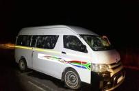TAKSİ ŞOFÖRÜ - Minibüse Silahlı Saldırı Açıklaması 11 Ölü, 4 Yaralı