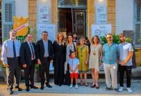 LEFKOŞA - 'Nokta Ve Çizgi' Temalı Sergi KKTC'de Açıldı