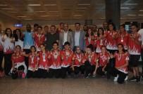 ZİHİNSEL ENGELLİLER - Özel Sporcular 24 Madalyayla Yurda Döndü