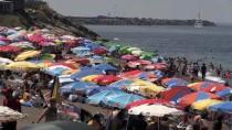 HAFTA SONU - Sahil Kenti Akçakoca'da Hafta Sonu Yoğunluğu