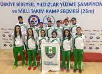 TÜRKİYE YÜZME FEDERASYONU - Şehitkamil'den Milli Takıma 4 Sporcu