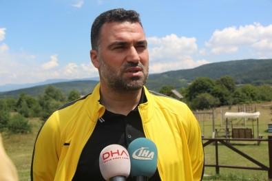 Sözleşme İmzalamayan Futbolcular Mangal Partisi Yaptı