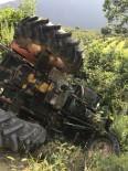 BEYKÖY - Talihsiz Genç Traktörün Altında Hayatını Kaybetti