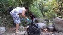 ÇEVRE TEMİZLİĞİ - Temiz Çevre İçin Örnek Hareket