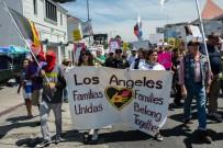 KıZıLDERILI - Trump'ın Göçmen Karşıtı Politikası Protesto Edildi