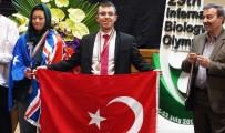 GÜMÜŞ MADALYA - Türkiye Biyoloji Milli Takımı'na İran'dan Madalya