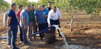 KİLİS VALİSİ - Yavuzlu Köyünde Su Sevinci