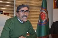 SIVIL TOPLUM KURULUŞU - Ziraat Odası Başkanı Çetindağ Bakan Yardımcılarını Kutladı