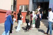 KAMU PERSONELI SEÇME SıNAVı - Zonguldak'ta KPSS Heyecanı