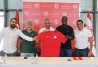 AHMET ÖZTÜRK - Antalyaspor, Aly Cissokho İle 3 Yıllık Sözleşme İmzaladı