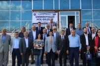 Ardahan Üniversitesi Kalkındırma Vakfı Kuruluş Toplantısı Düzenlendi