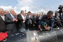 MALZEME DEPOSU - ASAT'tan Kumluca'ya 4 Yılda 112 Milyon TL Yatırım