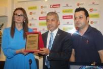 DÜNYA BASINI - Azerbaycan Milletvekilinden Antalya Gazeteciler Cemiyeti'ne Ziyaret