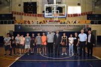 TEKVANDO - Başkan Gül'den Spor Okullarına Sürpriz Ziyaret