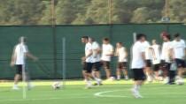 TOLGAY ARSLAN - Beşiktaş, Torshavn Hazırlıklarına Başladı