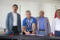 HOLLANDA LİGİ - Büyükşehir Belediye Erzurumspor, Lennart Thy İle Sözleşme İmzaladı
