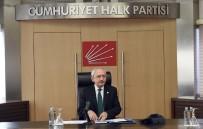 DOKUNULMAZLIK - CHP MYK Toplantısı Başladı