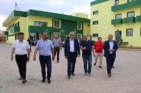 ŞANLıURFASPOR - Demirkol Şanlıurfaspor Yöneticileriyle Bir Araya Geldi