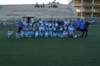 Eleşkirt Spor Futbol Okulu Fenerbahçe Karşısında Oynadığı Futbolla Büyüledi