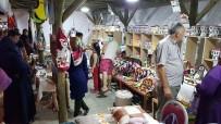 ESKIGEDIZ - Eskigediz Belediyesi Standına İlgi
