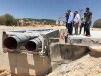 KARACAAHMET - GASKİ'den Beykent Bölgesine 3 Tane İçme Suyu Deposu