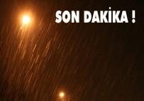 METEOROLOJI GENEL MÜDÜRLÜĞÜ - İstanbul'da Beklenen Yağış Başladı
