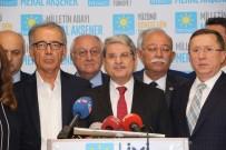 GENEL BAŞKAN ADAYI - İYİ Partili Vekiller, Akşeneri Aday Gösterecek
