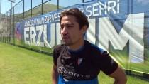 AYDIN YILMAZ - Kardemir Karabükspor'da Hedef Süper Lig