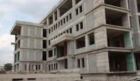 İL TARIM MÜDÜRLÜĞÜ - Kaya, İl Müdürlüğü Hizmet Binası İnşaatını İnceledi