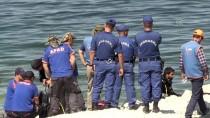 KURBAĞA - Kayseri'de Baraj Gölüne Giren Genç Boğuldu