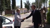 KıBRıS RUM YÖNETIMI - KKTC Cumhurbaşkanı Akıncı, Kıbrıs Özel Danışmanı Lute İle Bir Araya Geldi