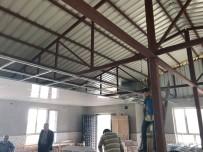 Kulp'ta Cami Ve Taziye Evlerindeki Onarım Çalışmalarını Tamamladı