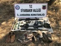 Lice'de Etkisiz Hale Getirilen Teröristle Birlikte Silah Ve Mühimmat Ele Geçirildi