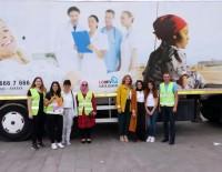 ET ÜRÜNLERİ - LÖSEV Tırı Yozgat'ta 25 Aileye Ulaştı