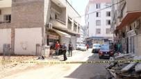 KORDON - Mersin'de Silahlı Saldırı Açıklaması 2 Yaralı